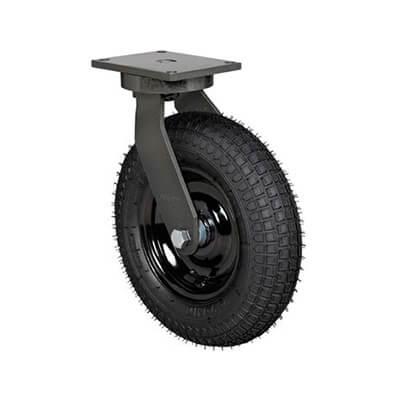 Rodas pneumáticas 8 polegadas