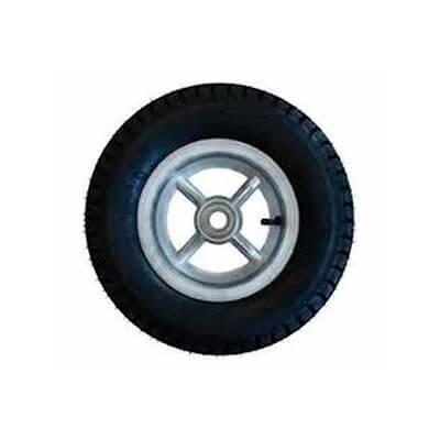 Rodas pneumáticas para carrinhos de mão