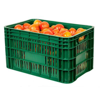 Caixa Plástica Agrícola Vazada CP31 TAP Isalog Carrinhos