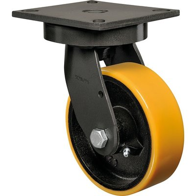 GMX62P Série MX Roda Poliuretano Moldado