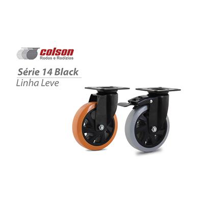 Colson S14 Black